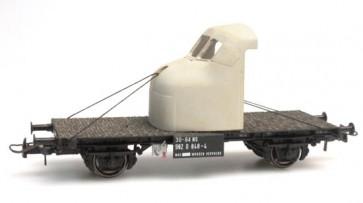 Artitec 20.316.01 - Werkwagen 30 84 982 0 848-4 neusPlan V  train 1:87 OP=OP!