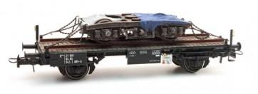 Artitec 20.316.03 - Werkwagen 21 84 943 2 895-6 draaistel  train 1:87