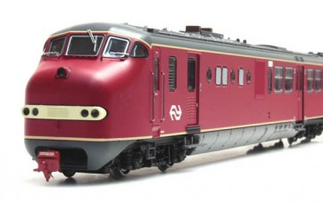 Artitec 22.351.01 - Plan U 134, DC LocSound V4.0  train 1:87
