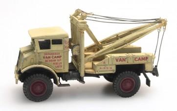 """Artitec 387.204 - Chevrolet 3T """"Van Camp"""" kraanwagen CIVIEL  ready 1:87"""