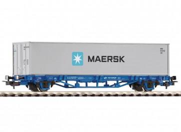 Piko 58743 - Containerwagen Maersk PKP Cargo VI