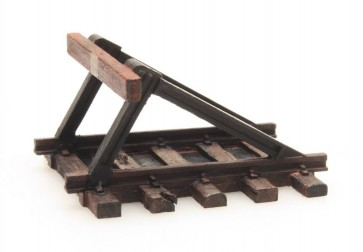 Artitec 387.220 - Open stootjuk zonder buffers  ready 1:87
