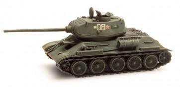 Artitec 6870023 - USSR T34 - 85mm    ready 1:87
