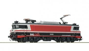 Roco 73688 - E-Lok 1618 Raillogix