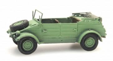 Artitec 387.237 - Kübelwagen VW 82 groen CIVIEL  ready 1:87