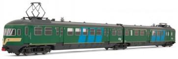 Rivarossi HR2438.D - Mat 46 2-delig groen NS DC DIGITAAL