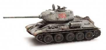 Artitec 6870024 - USSR T34 - 85mm  winter  ready 1:87