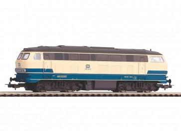 Piko 57903 - Diesellok BR 218 DB beige-blau IV + DSS 8pol.