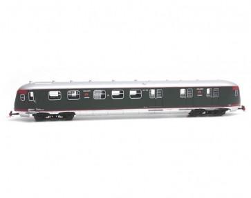 Artitec 20.278.01 - PEC P 8521, groen, zilver dak, 37-39, IIb  train 1:87