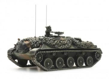 Artitec 6160027 - BRD Beobachtungspanzer camo gevechtsklaar   ready 1:160