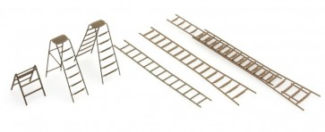 Artitec 387.283 - Ladder-set  ready 1:87
