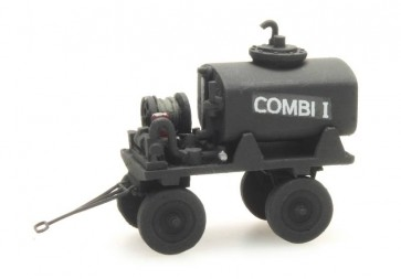 Artitec 387.290 - Perrontankwagen  ready 1:87