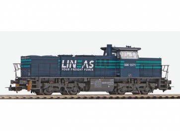 Piko 59061 - ~Diesellok G1206 Lineas NL VI + 8pol. Dec.
