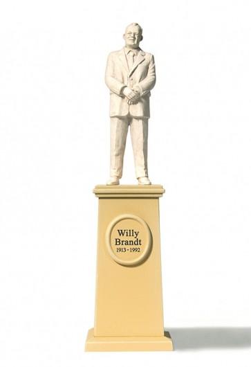"""Preiser 45526 - 1:22,5 Standbeeld """"Willy Brandt"""""""
