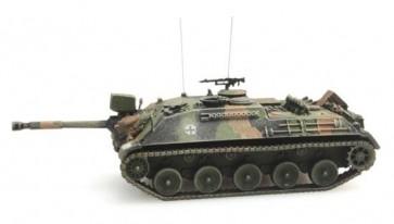 Artitec 6160002 - BRD KaJaPa 90mm camo    ready 1:160
