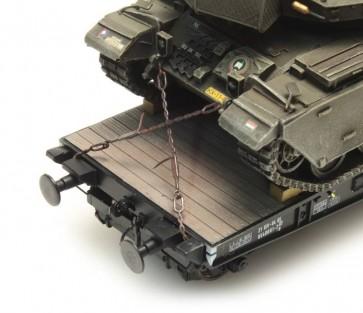 Artitec 387.300 - Transportkettingen militair transport  ready 1:87