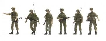 Artitec 387.301 - IDF infantry patrol 6. Fig  ready 1:87