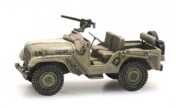 Artitec 387.302 - IDF M38 Jeep  ready 1:87