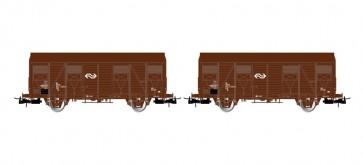 Rivarossi HR6430 - Twee wagens NS
