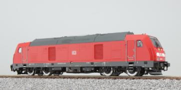 Esu 31094 - Diesellok, H0, BR 245, 245 010, DB, verkehrsrot, Ep. VI, Vorbildzustand um 2015, LokSound, Raucherzeuger, DC/AC