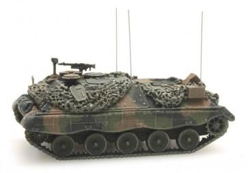 Artitec 6160033 - AT Jaguar 2 Führungspanzer camo gevechtsklaar  ready 1:160