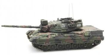 Artitec 6160036 - BRD Leopard 1A1-A2 camo    ready 1:160