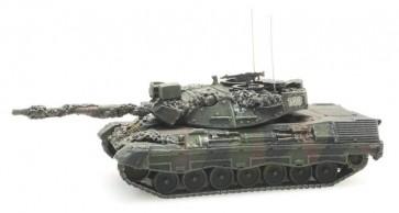 Artitec 6160037 - BRD Leopard 1A1-A2 camo gevechtsklaar    ready 1:160