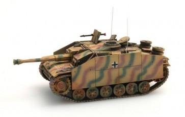 Artitec 387.48 CM - WM StuG III Ausf G (1943) camo  ready 1:87