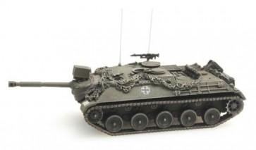 Artitec 6160003 - BRD KaJaPa 90mm gevechtsklaar     ready 1:160