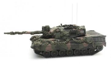 Artitec 6870044 - BRD Leopard 1A1-A2 camo gevechtsklaar   ready 1:87