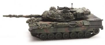 Artitec 6870046 - B Leopard 1A5 camo gevechtsklaar  ready 1:87