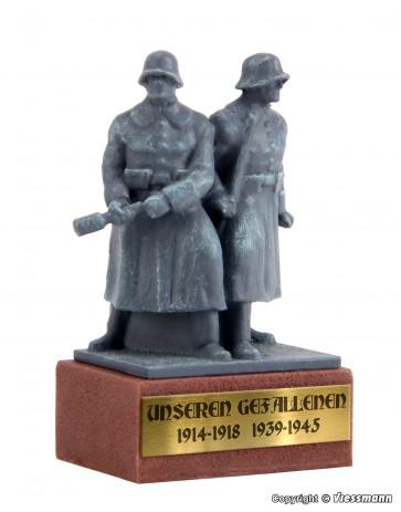 Vollmer 48286 - H0 Kriegerdenkmal
