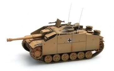 Artitec 387.48 YW - WM StuG III Ausf G (1943) geel  ready 1:87