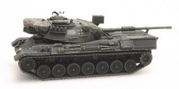 Artitec 6870049 - BRD Leopard 1 treinlading   ready 1:87