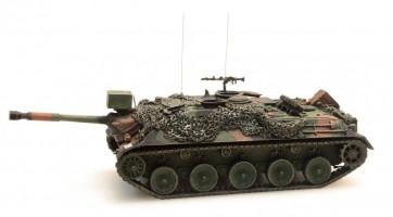 Artitec 6870004 - BRD KaJaPa 90mm camo gevechtsklaar    ready 1:87