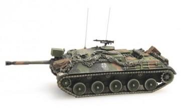 Artitec 6160004 - BRD KaJaPa 90mm camo gevechtsklaar    ready 1:160