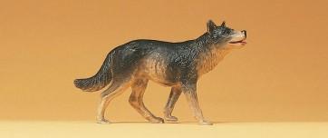 Preiser 47526 - 1:25 Wolf
