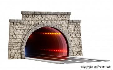 Viessmann 5097 - H0 Straßentunnel, klassisch
