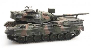 Artitec 6870050 - BRD Leopard 1A1-A2 camo treinlading   ready 1:87