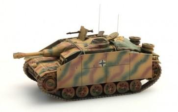 Artitec 387.50 CM - WM StuG III Ausf G Sturmhaubitze camo  ready 1:87