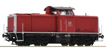Roco 52525 - Diesellokomotive BR 212, DB AG