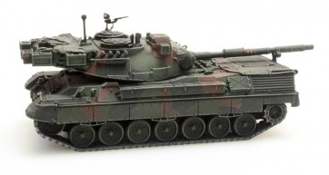 Artitec 6870052 - B Leopard 1A5 camo treinlading  ready 1:87
