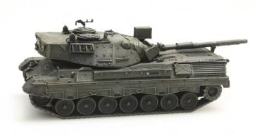 Artitec 6870054 - NL Leopard 1 AV treinlading   ready 1:87