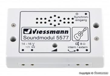 Viessmann 5577 - Soundmodul Straßengitarrist