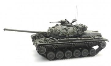 Artitec 6870056 - BRD M48 A2  gevechtsklaar   ready 1:87