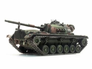 Artitec 6160056 - BRD M48 A2 G A2 camo treinlading   ready 1:160