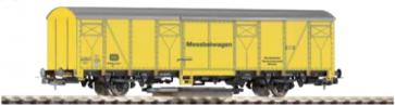 Piko 58905 - Schienenreinigungswagen, DB, Ep.IV 'Messbeiwagen', gelb OP=OP!