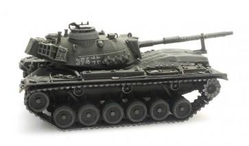 Artitec 6870060 - BRD M48 A2 G A2  treinlading   ready 1:87