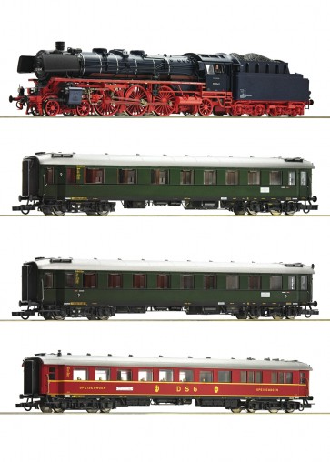 Roco 61474 - Zugset BR03.10+Schnellzug  OP=OP!