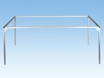 Noch 62220 - Alu-Zargensystem, 220 x 140 cm. ALLEEN AFHALEN!!